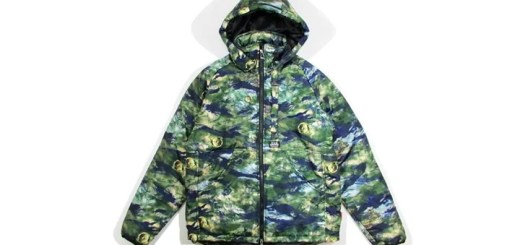 "DUPPIESから「CAMOUFLAGE COTTONPATTED JACKET ""SATELLITE""」が好評発売中! (ダッピーズ ファイブオー FIVE-O)"