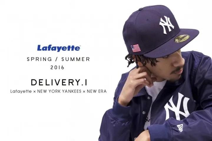 Lafayette 2016 SPRING/SUMMER COLLECTIONが2/6からスタート!(ラファイエット