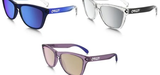 "OAKLEY FROGSKINS新作!""SNOW ALPINE COLLECTION""がリリース! (オークリー フロッグスキン)"