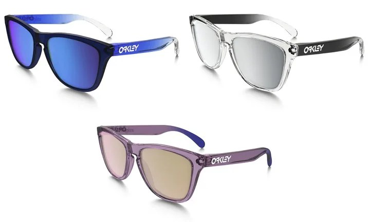 """OAKLEY FROGSKINS新作!""""SNOW ALPINE COLLECTION""""がリリース! (オークリー フロッグスキン)"""