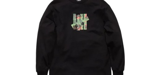 """UNDEFEATED × ALL GONE """"Green Camo"""" L/S TEEが海外展開! (アンディフィーテッド オールゴーン)"""