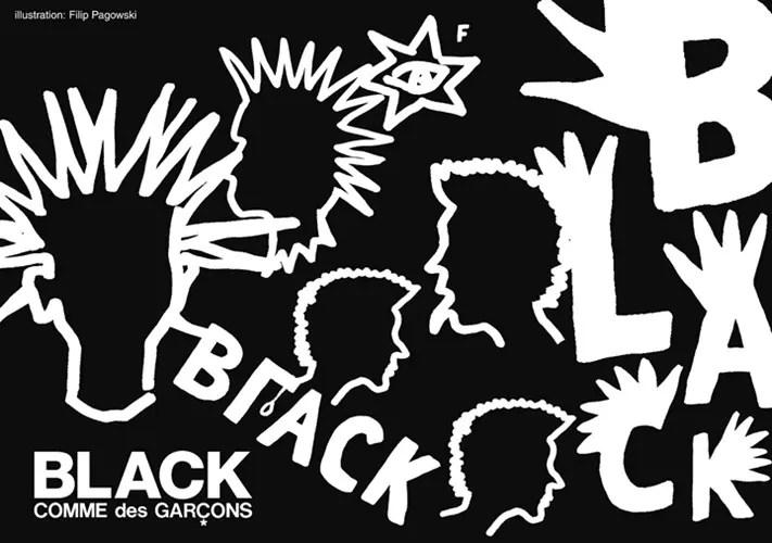 BLACK COMME des GARCONS 2016 SPRING/SUMMERが2/27からスタート! (ブラック・コム デ ギャルソン 2016年 春夏モデル)