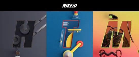 NIKE iD HTMの3人が提案したデザインにカスタマイズスタート! (ナイキ)