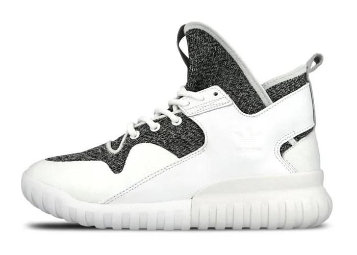 """海外展開!アディダス チュブラー X 新色 """"ランニング ホワイト/レッド"""" (adidas TUBULAR X """"Running White/Red"""") [S74928/S74929]"""