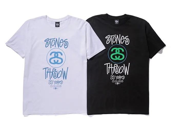 STUSSY x STONES THROW 2016 TEEが4/15発売! (ステューシー ストーン スロー)