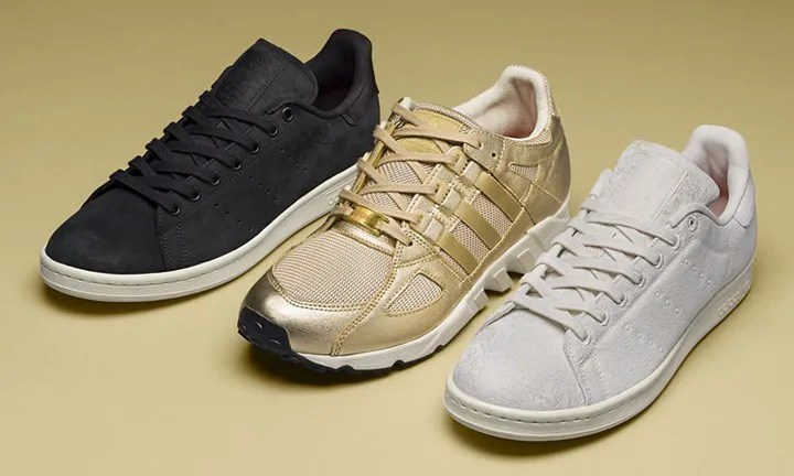 "海外発売!Sneakersnstuff × adidas Originals ""CELEBRATE SUCCESS PACK"" (アディダス オリジナルス)"