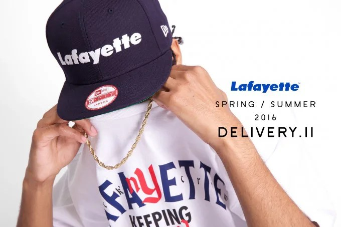 Lafayette 2016 SPRING/SUMMER COLLECTION 11th デリバリー!4/23から発売!(ラファイエット)