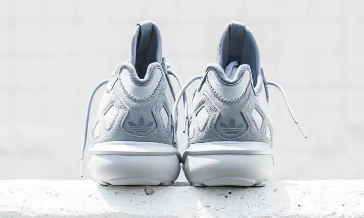 """海外展開!グレースエードのアディダス オリジナルス チュブラー ランナー (adidas Originals TUBULAR RUNNER """"Grey/Grey)"""