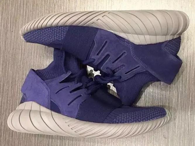 """【リーク】新色""""パープル""""のアディダス オリジナルス チュブラー ドゥーム """"パープル"""" (adidas Originals TUBULAR DOOM """"Purple"""")"""