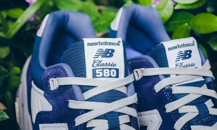 """海外展開!New Balance MRT580 """"Blue/Grey"""" (ニューバランス """"ブルー/グレー"""") [MRT580TU]"""
