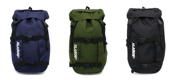 CORDURAを使用したナイロン製のX-large オリジナルバックパックが発売! (コーデュラ エクストララージ)