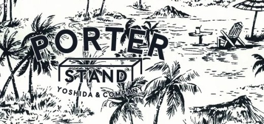 PORTER STAND オリジナル PALM TREE ショッピングバッグが6/3発売! (ポータースタンド)