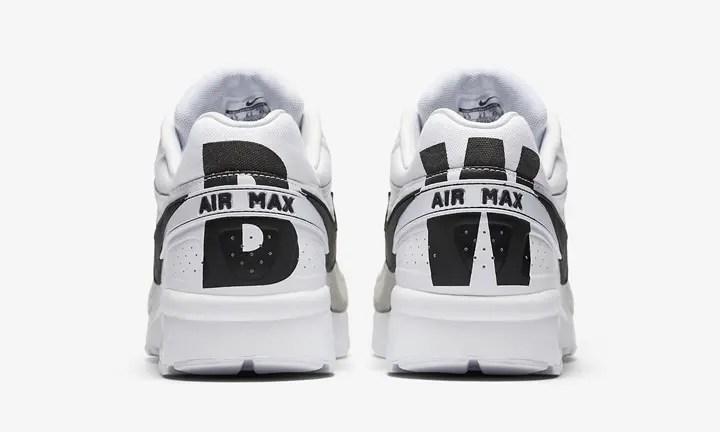 """【オフィシャルイメージ】6/11発売!ナイキ エア マックス BW プレミアム """"ホワイト/ブラック"""" (NIKE AIR MAX BW PREMIUM """"White/Black"""") [819523-100]"""