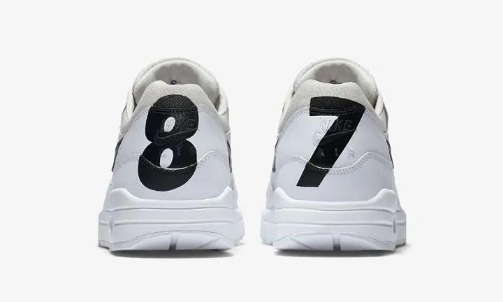 """【オフィシャルイメージ】6/11発売!ナイキ エアマックス 1 プレミアム """"87"""" (NIKE AIR MAX 1 PREMIUM """"87"""") [512033-105]"""