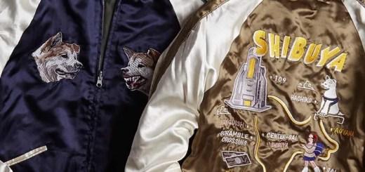 """渋谷の地図が背中に刺繍!VANQUISH """"SHIBUYA MA-1 SOUVENIR JACKET"""" (ヴァンキッシュ)"""