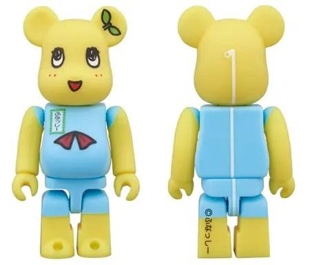 """梨の妖精""""ふなっしー"""" × 熊 = BE@RBRICKになって7/4先行発売なっしー~! (ベアブリック)"""