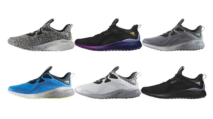【速報】7/9発売!adidas ALPHA BOUNCE Aramis GFX (アディダス アルファ バウンス アラミス GFX) [B54366,7]