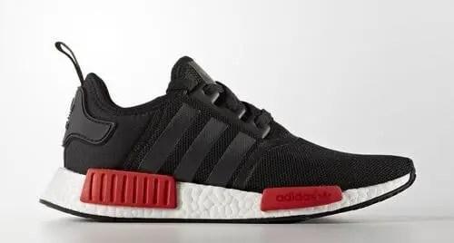 """【オフィシャルイメージ】adidas Originals NMD_R1 """"Black/Red"""" (アディダス オリジナルス エヌ エム ディー ランナー """"ブラック/レッド"""") [BB1969]"""
