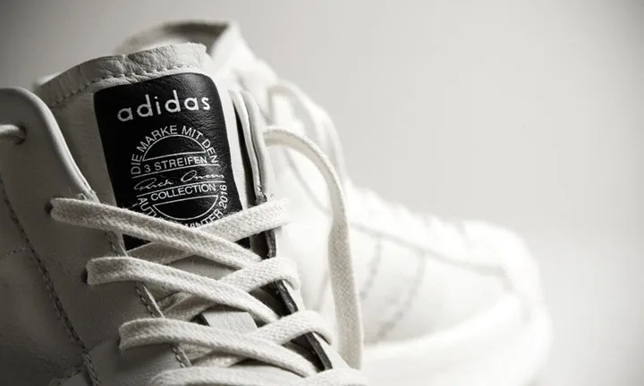 """海外展開!Rick Owens × adidas """"MASTODON PRO"""" (リック・オーウェンズ アディダス マストドン プロ)"""