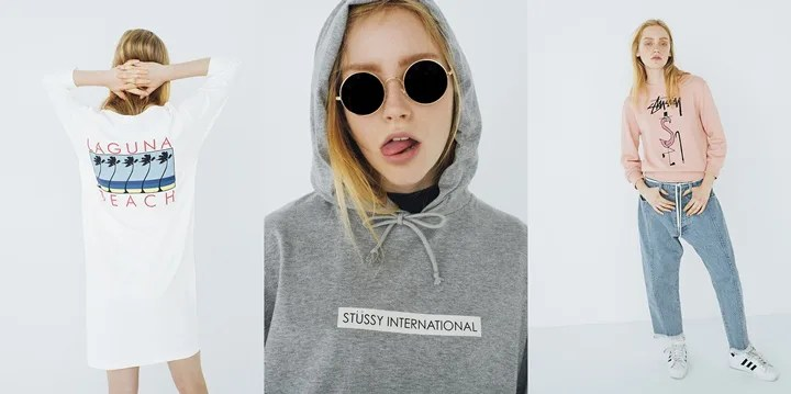 STUSSY WOMEN 2016 EARLY FALL COLLECTION 第2弾が7/23から展開! (ステューシー ウィメン アーリー フォール コレクション)