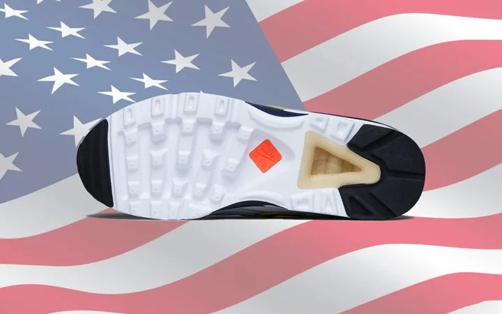 """海外7月発売!ナイキ エア マックス BW ウルトラ SE """"ユーエスエー/オリンピック"""" (NIKE AIR MAX BW ULTRA SE """"USA/OLYMPIC"""") [868966-001]"""