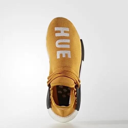 """【オフィシャルイメージ】Pharrell Williams x adidas Originals NMD_R1 """"HUMAN RACE"""" Tangerine (ファレル・ウィリアムス アディダス オリジナルス エヌ エム ディー アール ワン """"ヒューマン レース"""" タンジェリン) [BB3070]"""