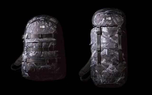 ダークナイトツリー柄や2トーンカラー等のカラーバリを新追加!New Era Bags & Packs 2016 Fall & Winterが8月中旬発売! (ニューエラ)