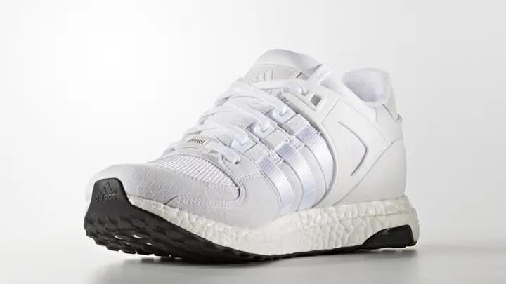 """8/4発売!アディダス オリジナルス エキップメント サポート 93/16 """"ホワイト"""" (adidas Originals EQT EQUIPMENT SUPPORT 93/16 """"White"""") [S79921]"""