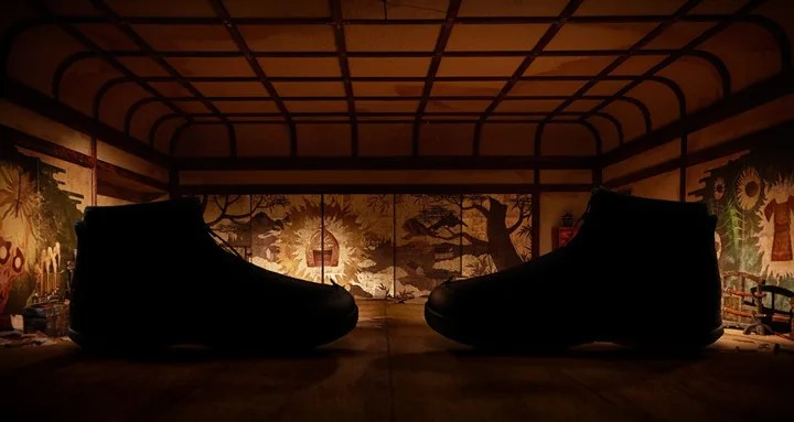 "LAIKA × NIKE AIR JORDAN 15 ""KUBO AND THE TWO STRINGS"" (ライカ ナイキ エア ジョーダン 15)"