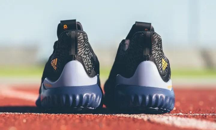"""8/6発売!adidas ALPHA BOUNCE """"Core Black/Solar Gold"""" (アディダス アルファ バウンス """"コアブラック/ソーラーゴールド"""") [B42351][B54203]"""