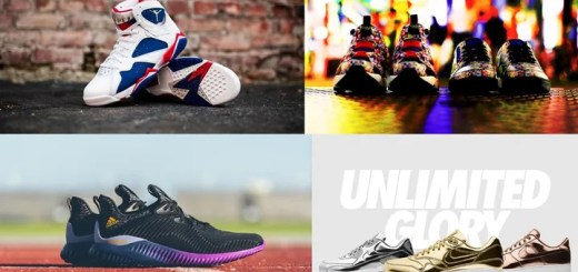 "【まとめ】8/6発売の厳選スニーカー!(NIKE AIR JORDAN 7 ""Alternate"")(adidas ALPHA BOUNCE)(REEBOK × atmos ""NEON DIGI CAMO PACK"")(NIKE iD Olympic UNLIMITED GLORY COLLECTION)他"