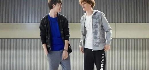 adidas neoからスポーティな「カモフラ柄スウェット」が8月展開! (アディダス ネオ CAMO)