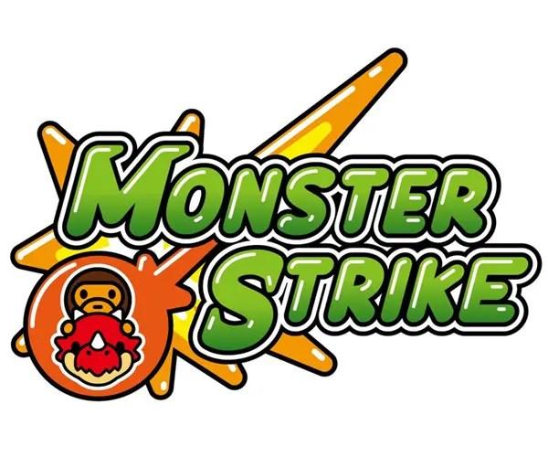 エイプ × モンストがコラボ!近日発売! (A BATHING APE モンスターストライク MONSTER STRIKE)