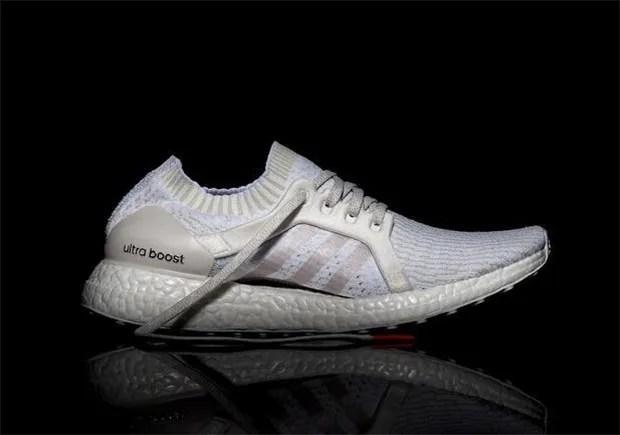 """【リーク】adidas ULTRA BOOST X """"Triple White"""" (アディダス ウルトラ ブースト エックス """"トリプル ホワイト"""")"""