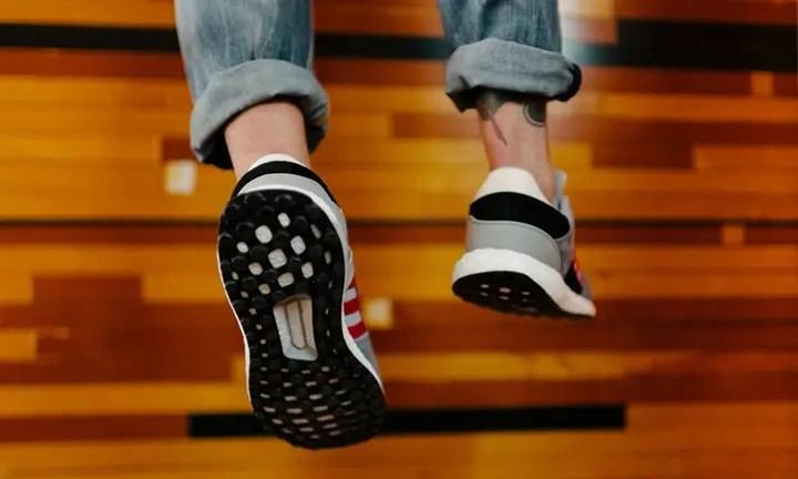 """海外展開!アディダス オリジナルス エキップメント サポート 93/16 """"グレー"""" (adidas Originals EQT EQUIPMENT SUPPORT 93/16 """"Grey"""")"""