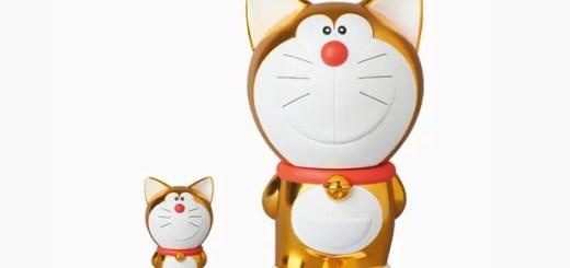 川崎市 藤子・F・不二雄ミュージアム 5周年記念としてドラえもんが2112年に誕生したときの姿「耳付きドラえもん」限定版フィギュアが9/3から発売!
