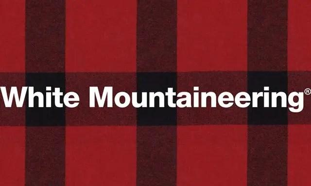 THE PARK・ING GINZAにて「White Mountaineering」ポップアップストアが9/10からオープン!MA-1、adidas Originalsとのコラボアイテムもラインナップ! (ザ・パーキング銀座 ホワイトマウンテニアリング)