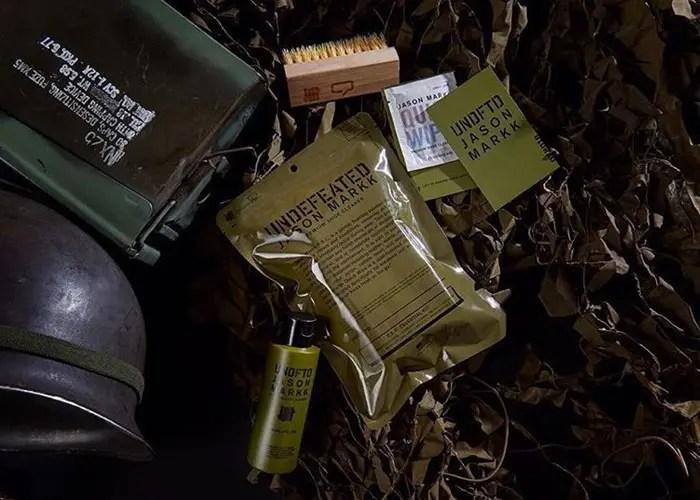 UNDEFEATED × JASON MARKK Shoecare Kitが9/17から発売! (アンディフィーテッド ジェイソン マーク)