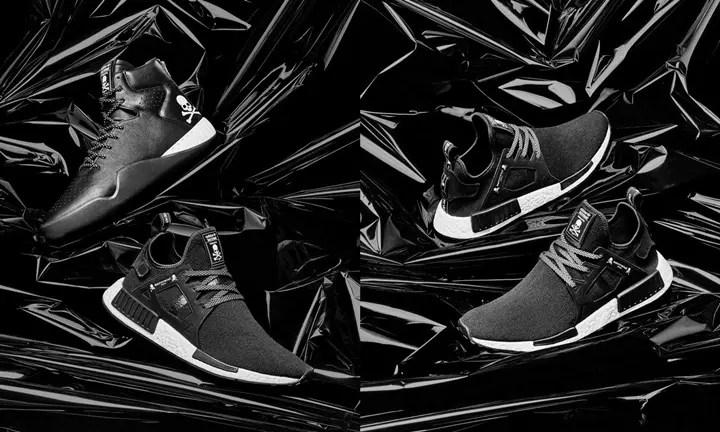 【9/20発売】mastermind JAPAN × adidas Originals NMD_XR1/TUBULAR INSTINCT (マスターマインド ジャパン アディダス オリジナルス エヌ エム ディー ランナー/チュブラー インスティンクト) [BA9726,7]