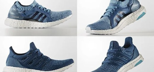 Parley for the Oceans × adidas ULTRA BOOST/ULTRA BOOST X (パーレイ・フォー・ジ・オーシャンズ アディダス ウルトラ ブースト/エックス) [BB1978][BB4762]