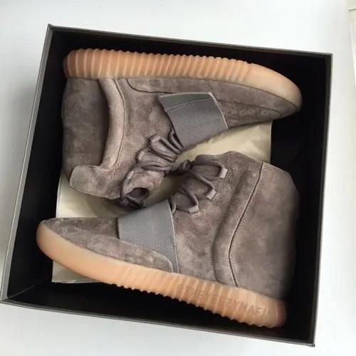 """10月下旬リリースか?adidas Originals YEEZY 750 BOOST """"Light Brown/Gum"""" (アディダス オリジナルス イージー 750 ブースト """"ライト ブラウン/ガム"""") [BY2456]"""