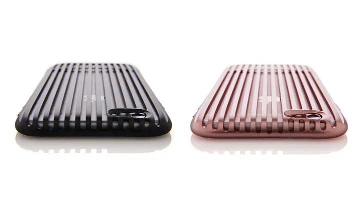 【¥162,000】零戦で採用した超々ジュラルミンを使用!SUQAIRからiPhone 7/7plus ケースが11月発売! (スクエア)