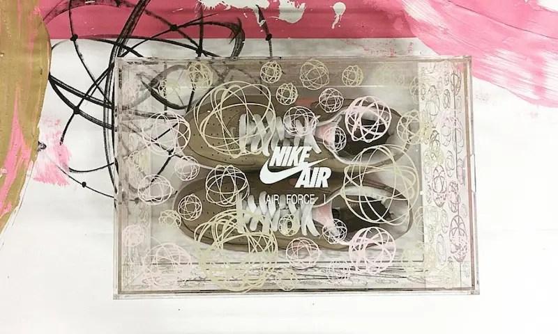 """10年以上の時を経て復刻か?ナイキ エア フォース 1 ロー """"リネン"""" (NIKE AIR FORCE 1 LOW """"Linen"""" 2016)"""