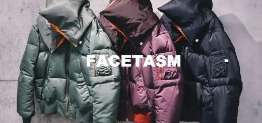 FACETASMからMA-1デザインのダウンジャケットが展開! (ファセッタズム)
