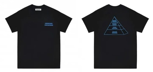 DREAMLAND SYNDICATE Unknown Unknowns TeeがDSMLで展開! (ドリームランド ジンジケート)