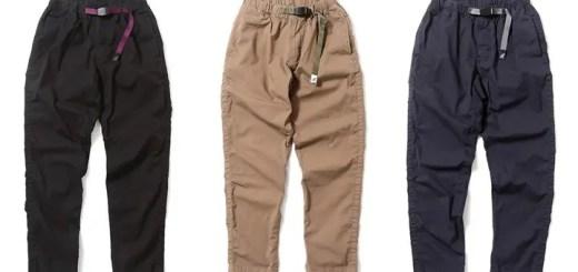 GRAMICCI × BEAMS 別注 ウェザーストレッチ パンツが3月上旬発売! (グラミチ ビームス)