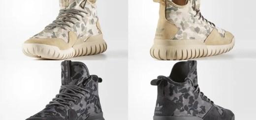 "adidas Originals TUBULAR X PRIMEKNIT ""Camo"" (アディダス オリジナルス チュブラー エックス プライムニット ""カモ"" 2カラー) [BB8402,3]"