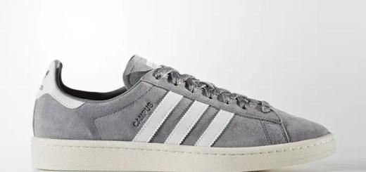 "adidas Originals CAMPUS ""Grey"" (アディダス オリジナルス キャンパス ""グレー"") [BA7535]"