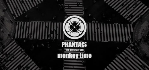 "PHANTACi × monkey time ""Mr. Fantastic"" COLLECTIONが2/10発売! (ファンタシー モンキータイム)"