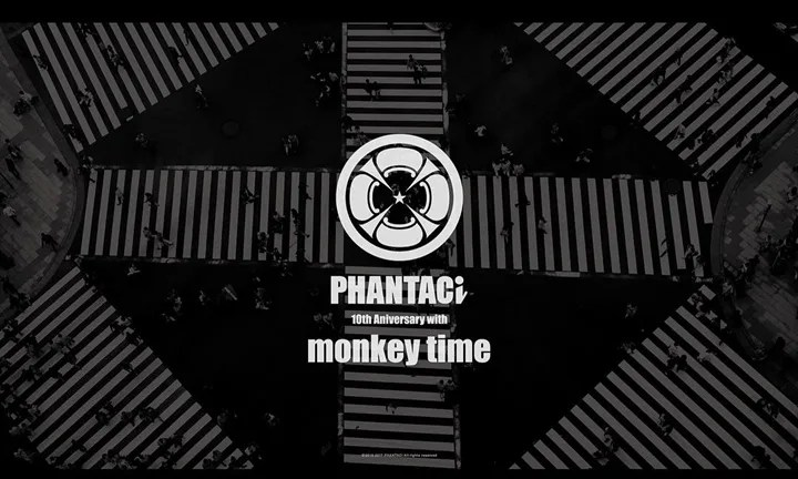 "PHANTACi × monkey time ""Mr. Fantastic"" COLLECTIONが2/10発売! (ファンタシー モンキータイム)"